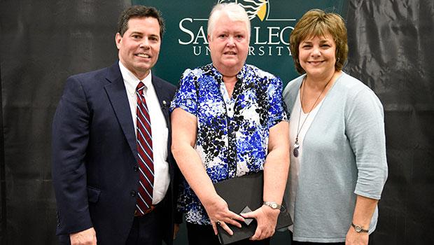 35-Year Service Award Recipient - Karen Hatfield