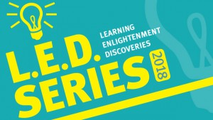 Arts and Sciences' LED Series @ Greenfelder-Denlinger Boardrooms in the Student Community Center (SCC)