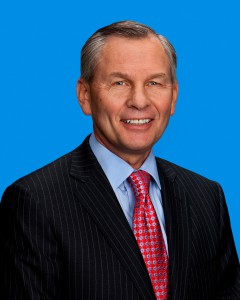 Marshall Larsen, Goodrich's Chairman, President & Chief Executive Officer.