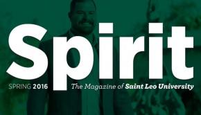 Spirit - Spring 2016