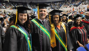 Virginia Commencement 2015