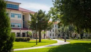 Campus Scenery