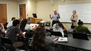 Classes Begin - mandatory attendance
