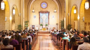Feast of St. Leo Mass and Modified Class Schedule @ Abbey Church