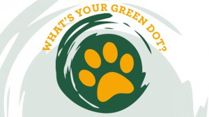 Saint Leo observing Green Dot Week @ Student Activities Building