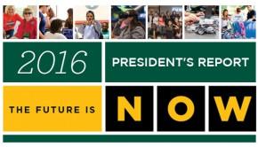 2016 Saint Leo President's Report