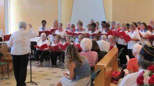 American patriotic concert @ Holy Name Monastery | San Antonio | Florida | United States