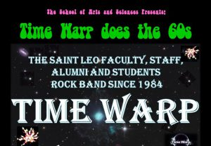 Time Warp does the '60s @ Selby Auditorium, Lewis Hall