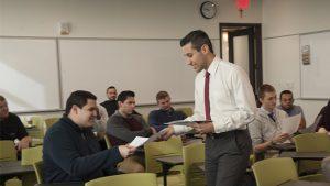 """""""Meet Your Faculty"""" series: Frank Orlando @ Daniel A. Cannon Memorial Library"""