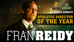 Fran Reidy AD of the Year