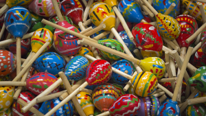 Make Your Own Maracas - Latino Heritage Week @ Student Community Center, Dining Hall lobby