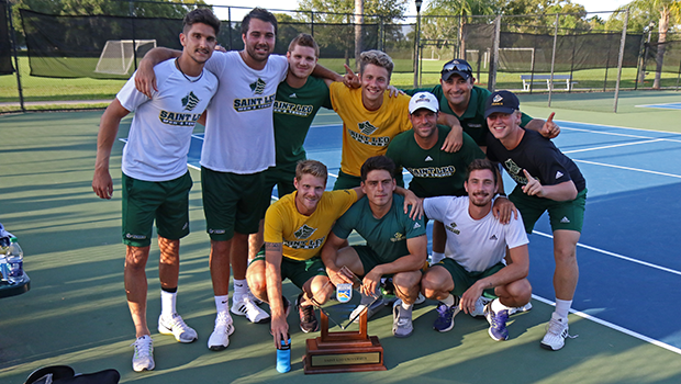 2018 Men's Tennis SSC Champs