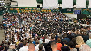 Baccalaureate Mass @ Marion Bowman Athletic Center