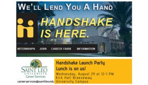 Handshake is Here