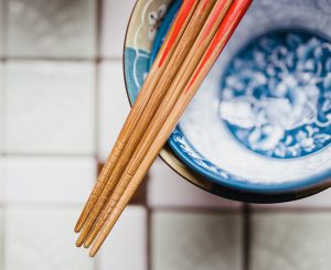 The Chopstick Challenge @ Dining Hall Lobby