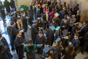 Commencement Ceremony - Corpus Christi Education Center