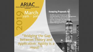'Bridging the Gap between Theory and Application' Atlanta Regional Academic conference @ Sonesta Gwinnett Place - Atlanta