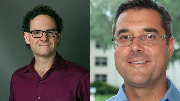 Dr. Mark Pugliese and Dr. Daniel Lloyd