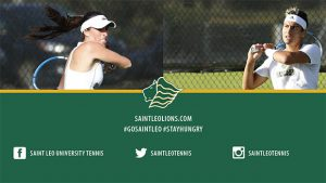 Meet the Lions of Saint Leo Tennis @  Saint Leo Tennis Center