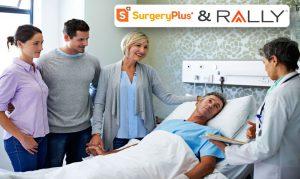 SurgeryPlus presentation @ SCC Glenfelder-Denlinger Boardrooms