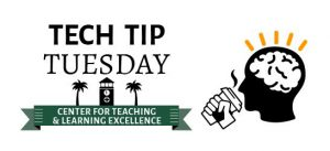 Tech Tip Tuesday, One Minute Paper in Online Education @ Saint Edward Hall, Room 102
