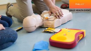University Campus CPR Certification - session 1 @ University Campus, TECO Hall, Room 102