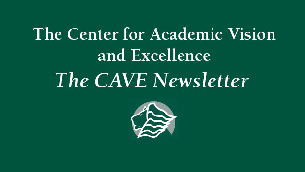 The CAVE Newsletter