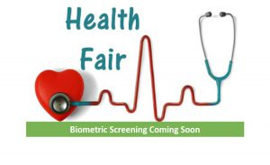Employee Health Fair - Channelside @ Channelside