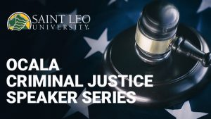Criminal Justice Speaker Series - Human Trafficking Awareness