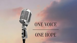 """Student concert: """"One Hope, One Voice"""" @ Lawn between Kirk Hall and SAB"""