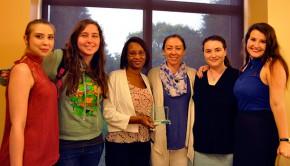 Club Organization With Highest GPA — Sigma Tau Delta English Honors Society