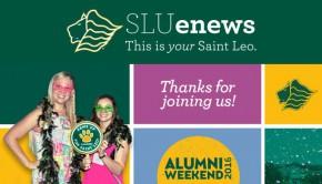 SLUeNews - April 2016