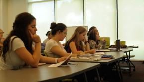 Classroom Students