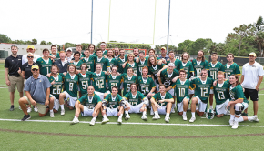 2018 MLAX Reg Season Champs