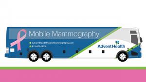 Mammogram Bus Visit @ University Campus